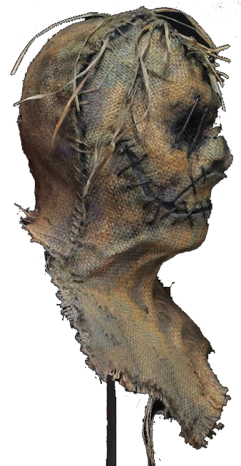 Stand Alone House Designs : Scarecrow masks haunted house and film ready creations